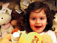 Tüylü oyuncaklar tehlike saçıyor