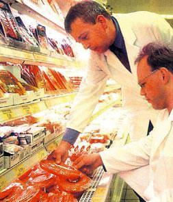 Zehirli etlere 6 aylık abluka