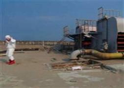 İşçiler radyasyon sınırında