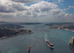 Kanalistanbul'un muhtemel güzergahı