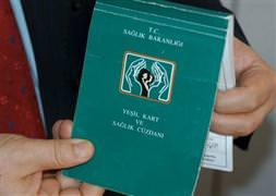 9,5 milyon yeşil kartlıya sınav
