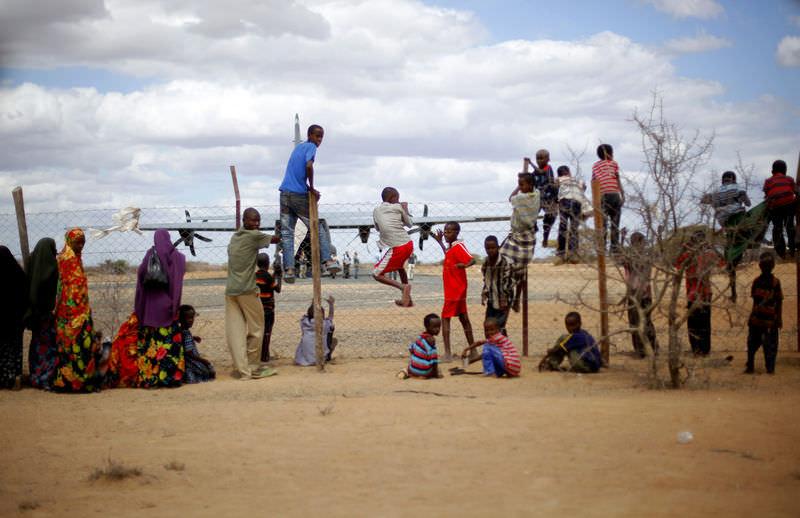 Somali'ye yardım yola çıktı