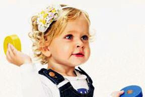 Bebek giyim modası gelişiyor