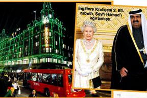 İngiltere'ye zenginlik 'Katar'