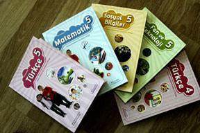 Kazandıran ders kitapları yayında