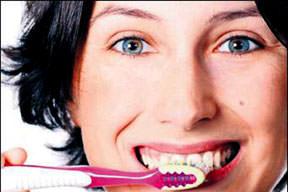 Bunamamak için diş fırçala