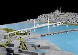 Haliç metro köprüsü 2013te bitecek