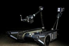 Radyasyona karşı robot