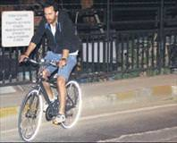 Bisiklet aşıkları