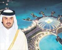 Katar futbola hazırlanıyor