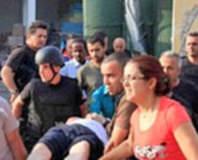 Türk Büyükelçiliği'ne bombalı saldırı