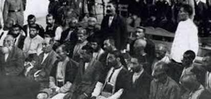 Trakya'da Almanlar adına casusluk yaptıkları iddiasıyla yargılanan 15 kişi ölüm cezasına mahkum edildi.