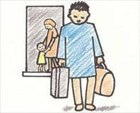 Evi terk eden eşe 'Dön' ilanı