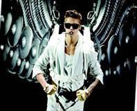 Bieber, öfkeli hayranını yaktı