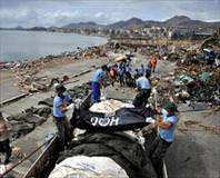 Filipinler'de sözün bittiği yer