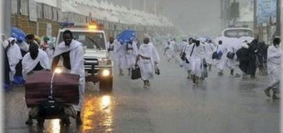 Şiddetli yağmurun yol açtığı sel, Suriye'nin Cidde şehrinde 122 kişinin ölümüyle sonuçlandı. Ayrıca sel binlerce kişinin Hacca gitmesine engel oldu.