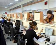 Bankalarda çalışanlar arttı