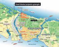 Kanal İstanbul için geri sayım