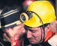 Madenci analarına sürpriz destek