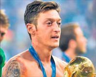 Helal olsun sana Mesut Özil