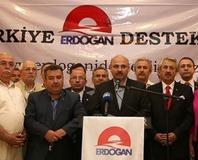 Erdoğan'a 600 STK'dan destek