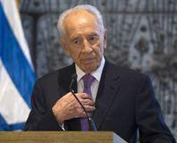 Şimon Peres'ten çirkin iftira!