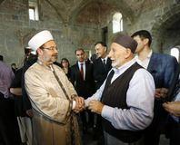 Mehmet Görmez tarihe geçti