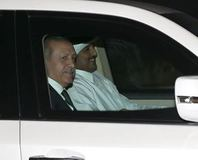 Katar Emiri'nden Cumhurbaşkanı Erdoğan'a sürpriz