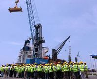 Mogadişu Limanı artık Türklere emanet
