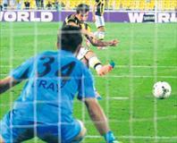 Penaltıya isyan!