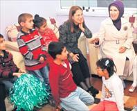 Çocuklarla buluşma