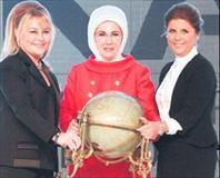 Kadınlar barışın kahramanlarıdır