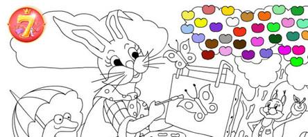 Ressam Tavşan