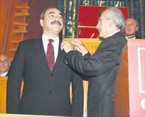 CHP'de cemaat istifası