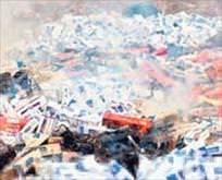Çöpten 1 milyar kaçak sigara çıktı!