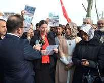 CHP'li belediye Mescid yıktı!