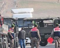 TIR'ları durduramayınca El Kaide'ye sarıldılar