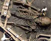 Herkes bu dev iskeleti merak ediyor!