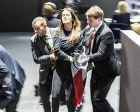 FIFA kongresine Filistin damgası