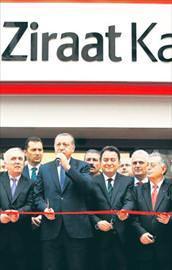 Katılım bankacılığına Ziraat damgası