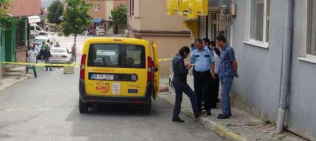 PTT para nakil aracını soydular