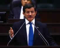 Davutoğlundan Ankaraya gelmeyin talimatı