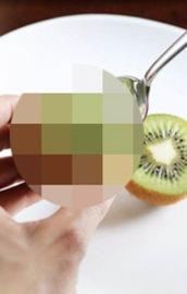 Aslında bu meyveyi yanlış kesip yiyoruz!