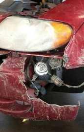 Bu arabayı bir kaza bu hale getirmedi!