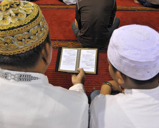 O ülkede Kuran-ı Kerime büyük ilgi