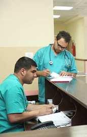 TİKAdan Filistinde 40 bin kişiye sağlık hizmeti