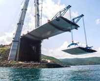 3. Köprü tam gaz