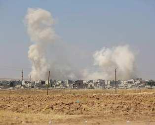 Kobaniye saldıran IŞİD militanları Kobanili çıktı