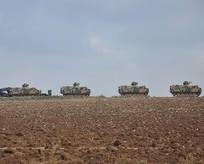 Sınırda askeri önlemler üst seviyede