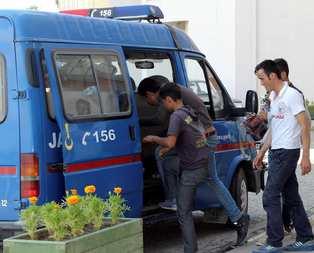 Çanakkalede 55 kaçak yakalandı
